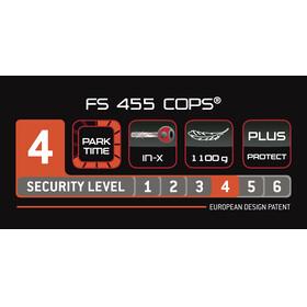 Trelock FS 455 Cops Compact Faltschloss weiß